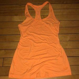 Nike slim fit tank top